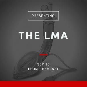 The LMA Phemcast