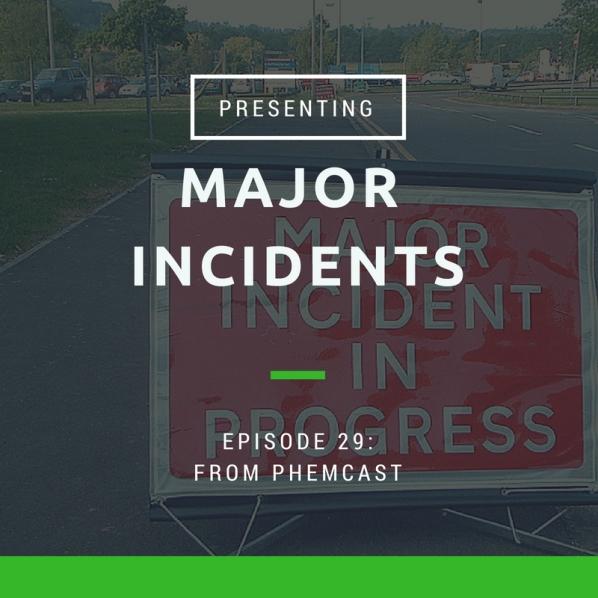 major incidents image